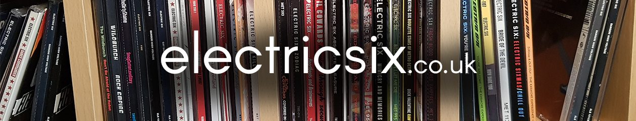 ElectricSix.co.uk